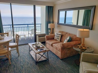 Photo for Oceanfront One Bedroom at Coral Beach~Coral Beach 816