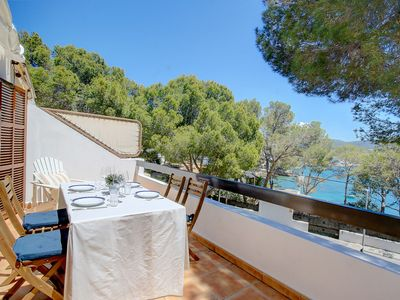 Photo for Ancla 1 House in superb location with seaview terraces