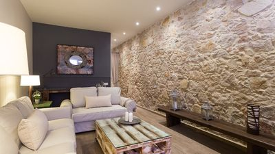 Photo for Rustic Ground Floor Apartment with One Bedroom in Sants