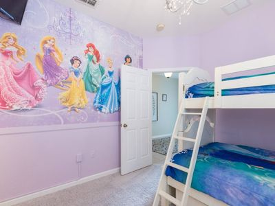 Photo for Gorgeous Villa/Closest to Disney/Gated Resort/Themed kids Rooms/Family friendly
