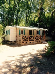 Photo for Shaded furnished mobile home