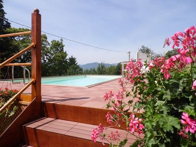 Photo for Peaceful with Private Pool. Wifi. Stunning Views. Walk facilities. Chef option