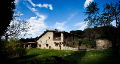 Photo for Self catering El Bosc del Quer for 8 people