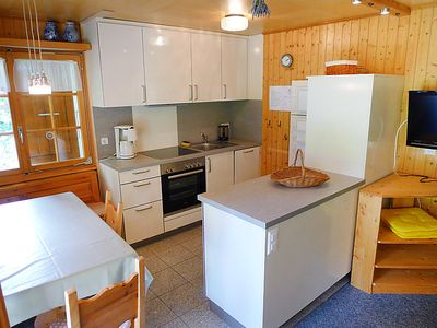 Photo for Vacation home Allegra in St Niklaus - 6 persons, 3 bedrooms