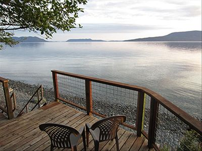 Photo for San Juans - Lummi Island Home for couples & group get-aways