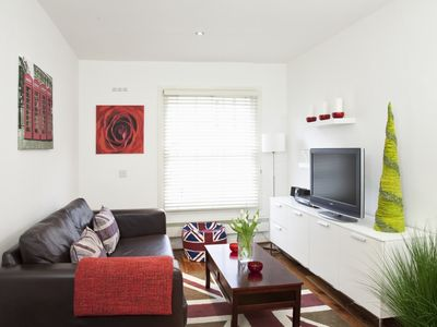 Photo for Perfect Marylebone apartment minutes from Marble Arch, close to Oxford St
