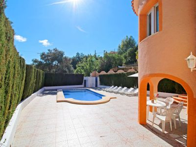 Photo for Vacation home Casa Maria (CLP217) in Calpe/Calp - 13 persons, 6 bedrooms