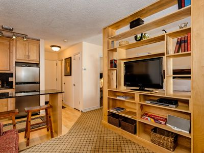 Photo for Studio Condo in the Heart of Aspen. Sleeps up to 4 guests.