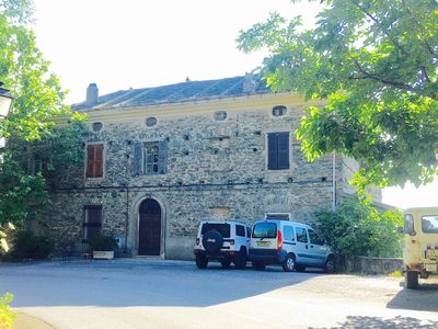 Photo for Apartment with terrace 80m2 golf view St Florent !!