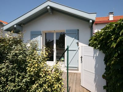 Photo for Anglet - Biarritz near beaches and golf, quiet beautiful T2 + 38m2 terrace south