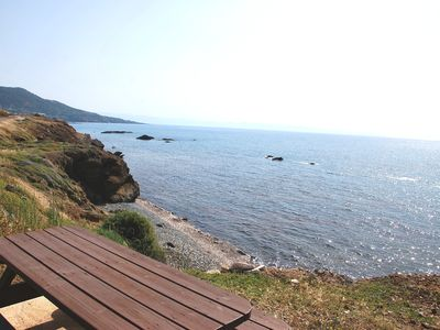 Photo for Villa in Only 50m to the Sea.Unspoiled-Picturesque-Tranquile Area, Pomos Paphos