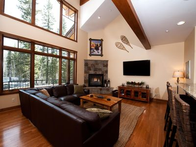 Photo for Luxury Townhome - Great Views/Fire Pit/BBQ - 4th Night Free - Heated Pool