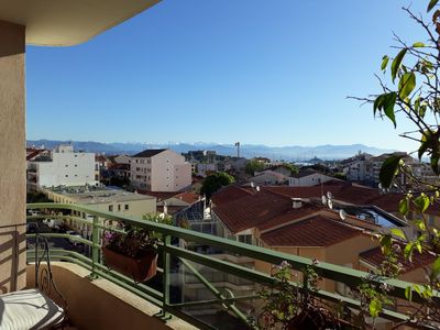 Photo for Panoramic view-Charme 1BR (45sqm)-cœur d'Antibes - Seaview