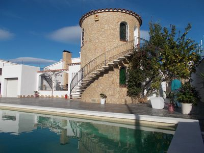 Photo for Beautiful villa in Empuria brava