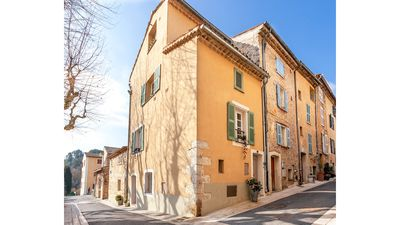 Photo for Valbonne Village - charming townhouse with rooftop terrace