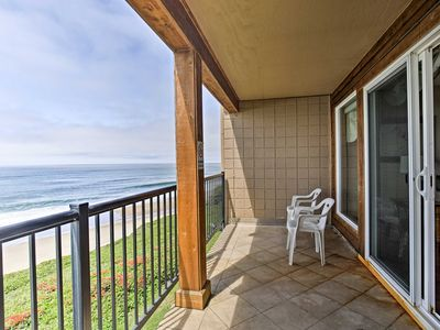 Photo for NEW! Resort Condo w/Patio-Steps to Lincoln Beach!
