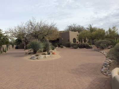 Photo for Luxury Home located within gated security property referred as Desert Mountain.