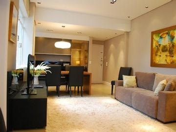 Beautiful apartment 3 bedrooms in the best area of the center / Batel