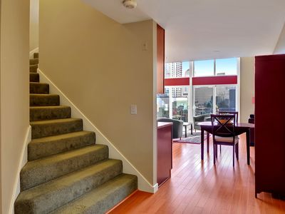 Photo for 1 Bedroom City View Loft Oasis ★PERFECT GETAWAY★ BOOK NOW!!