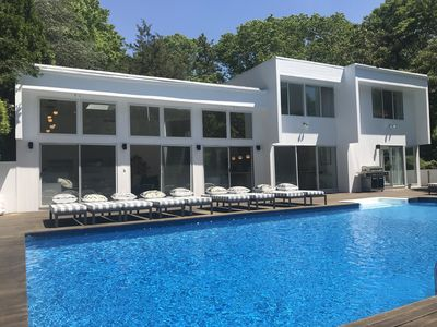 Photo for Luxury Vacation Rental in The Hamptons, by ModShop