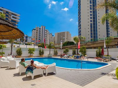 Photo for Sylar Apartment, Balcony, Swimming pool
