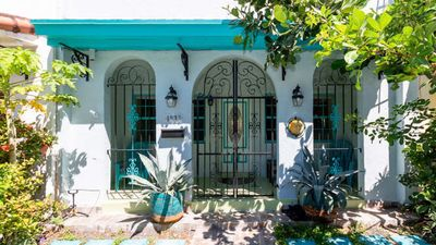 Photo for Spacious Miami Art Deco Townhome Central To Everything! Huge BR's and Hot Tub!