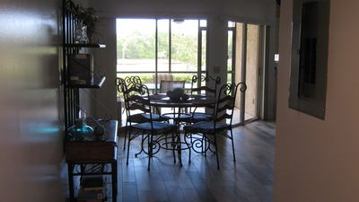 Main condo area including Dining room & Living room has full view of Lanai.