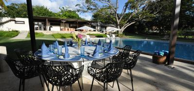 Villa Happy Trees  -  Near Ocean - Located in  Exquisite Sandy Lane with Private Pool