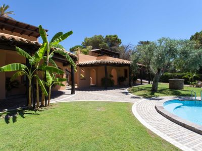 Photo for Villa Emeralda - Luxury villa with private  pool , a stone throw from the beach