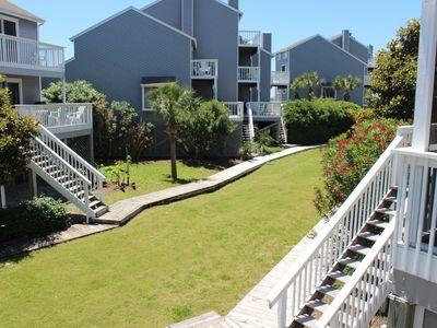 Photo for Gulfview, Dog Friendly, 2 Br/ 2.5 Ba, 2 Min. To Beach