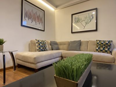 Photo for Casa Donceles Apt 5❤️Ideal for Families, Sanitized, Spacious, 9 min from Zocalo!
