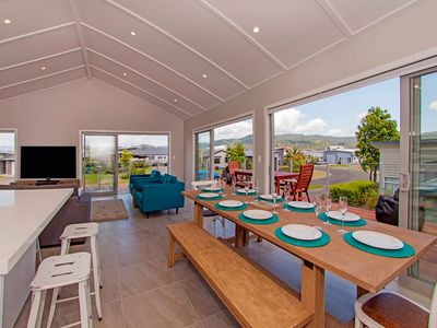 Photo for Tattletails Rest - Whitianga Holiday House
