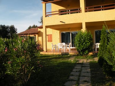 Photo for 1BR Apartment Vacation Rental in Ghisonaccia, Corse