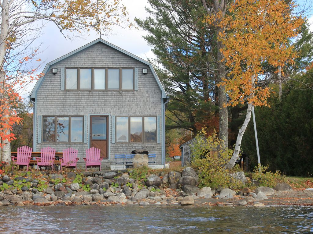 Nod Away On Lake Willoughby Vrbo
