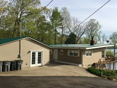 Recently Renovated Lakefront Home with Additional Apartment