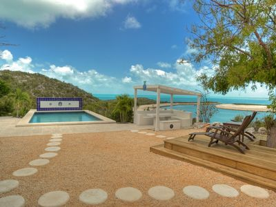 Caicos Blue Hideaway - The Most Private And Beautiful Spot Atop The Ocean