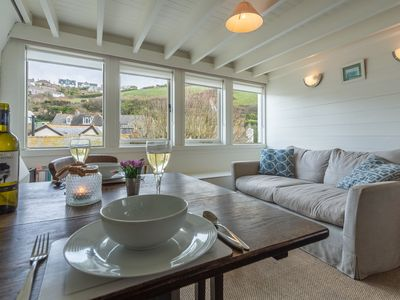 Photo for The Sail Loft is a charming Grade II listed property in the heart of Port Isaac