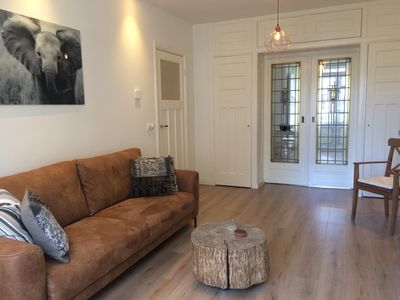 Apartment with authentic details in the city center and near the beach