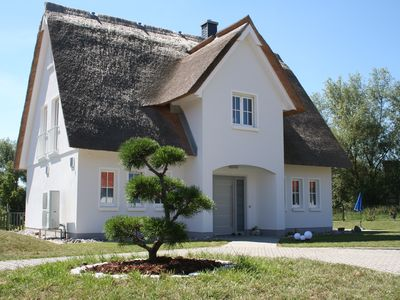 Photo for detached cottage, 4 Sz, fully fenced, 160 sqm; Sauna, fireplace
