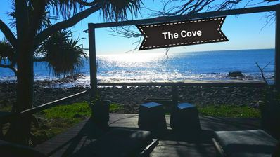 Photo for The Cove Oceanfront Retreat Apartment - Pet friendly
