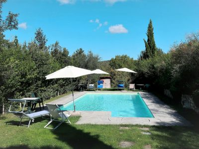 Photo for Vacation home Le Coste (SDC150) in San Donato in Collina - 6 persons, 2 bedrooms