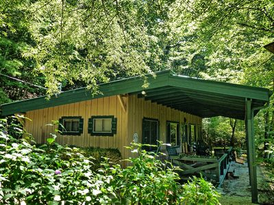 Photo for Smokey Holler: 2 BR / 2 BA  in Bryson City, Sleeps 4