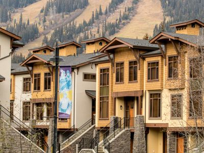 Photo for New Townhouse at SunPeaks Village Walk