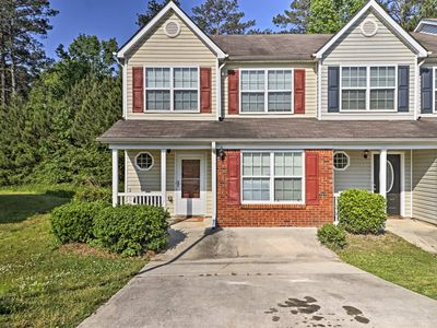 Photo for NEW! Lovely Townhome 30 Mins to Downtown Atlanta!