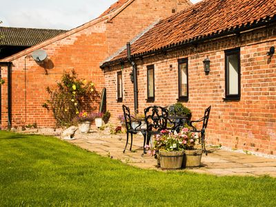 Photo for Little Tithe Barn, Lodge Barns, Morton, Southwell Country Retreat