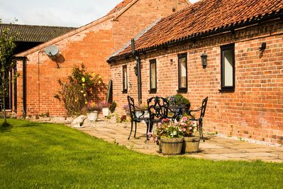 Little Tithe Barn Lodge Barns Morton Southwell Country Retreat Southwell