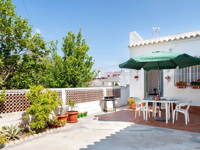 Photo for Holiday home with terrace - Casa Jasmin