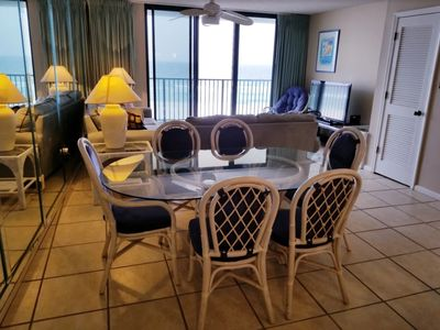 Photo for Emerald Surf #305 Gulf Front 2 Bedroom / 2 Baths