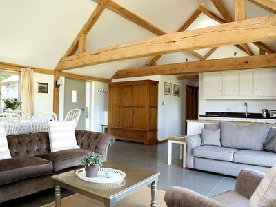 Photo for Nightingale Cottage -  a cottage that sleeps 5 guests  in 2 bedrooms