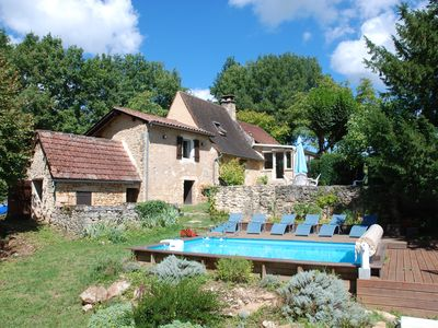 Photo for CHARMING HOUSE IN THE HEART OF BLACK PERIGORD